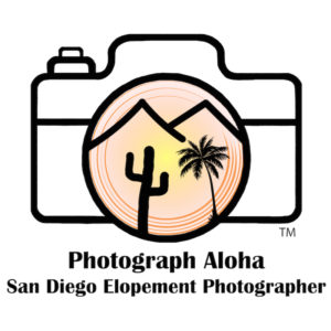 Looking for Photograph Aloha | San Diego Elopement Photographer